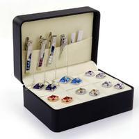 Šperkovnice na manžetové knoflíčky 6ks