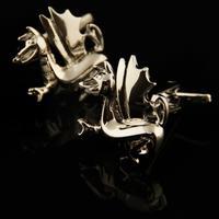 Manžetové knoflíčky létající drak