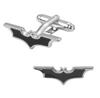 Manžetové knoflíčky Batman logo