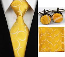Manžetové knoflíčky s kravatou - Nymfy