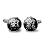 Manžetové knoflíčky Queen