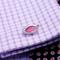 Manžetové knoflíčky Vintage pink - 1/2