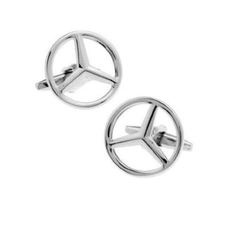 Manžetové knoflíčky Mercedes