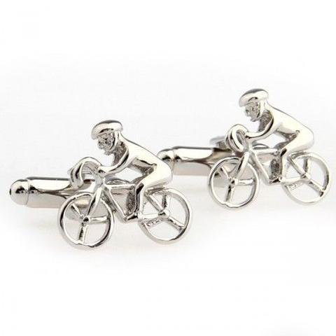 Manžetové knoflíčky Bikes - 1