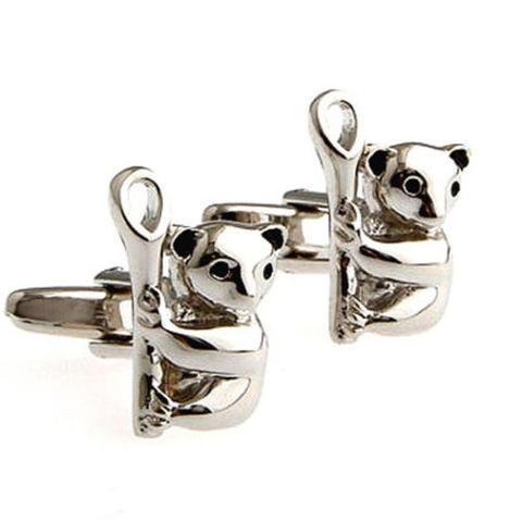 Manžetové knoflíčky koala - 1