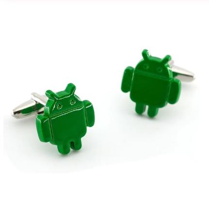 Manžetové knoflíčky Android