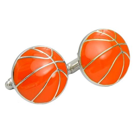 Manžetové knoflíčky Basketbal míč