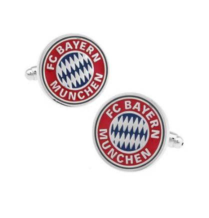 Manžetové knoflíčky - Fotbalový klub Bayern Munchen - 1