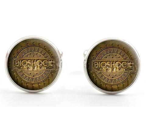 Manžetové knoflíčky Bioshock
