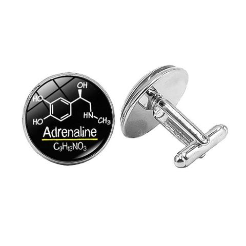 Manžetové knoflíčky chemie adrenalin