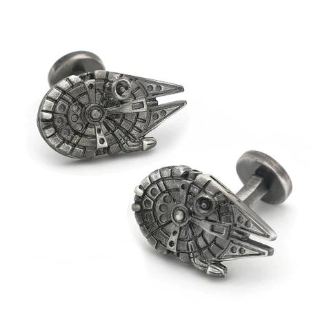 Manžetové knoflíčky Millennium Falcon - Star Wars - 1
