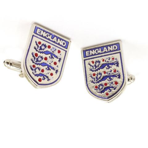 Manžetové knoflíčky fotbalový znak Anglie - 1