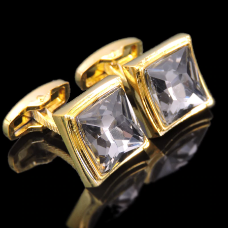 Manžetové knoflíčky magický krystal