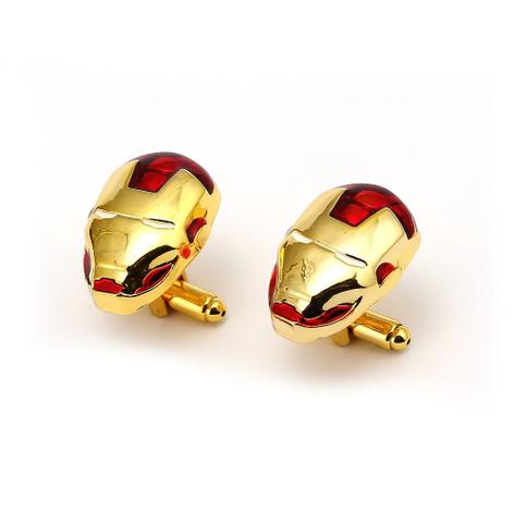 Manžetové knoflíčky Iron Man Marvel - 1
