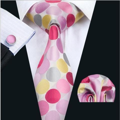 Manžetové knoflíčky s kravatou - Achelóos - 1