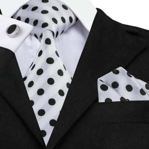 Manžetové knoflíčky s kravatou Persefoné