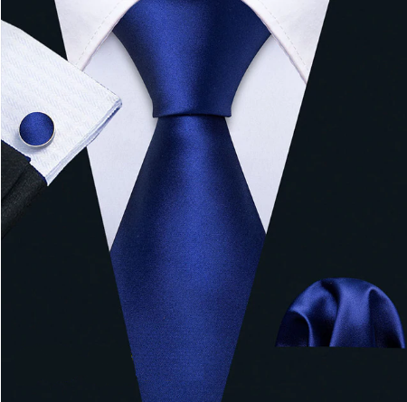 Manžetové knoflíčky s kravatou Inachos