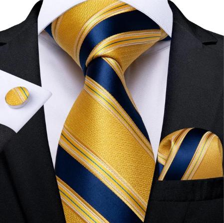 Manžetové knoflíčky s kravatou - Erinye