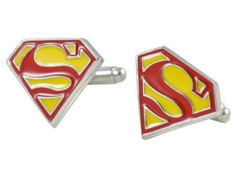 Manžetové knoflíčky Superman