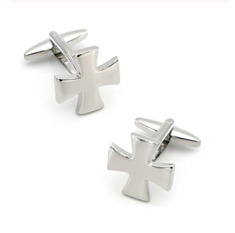 Manžetové knoflíčky železný kříž - 1