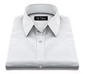 Manžetová košile na míru Miláno - 1