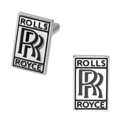 Manžetové knoflíčky Rolls Royce - 1