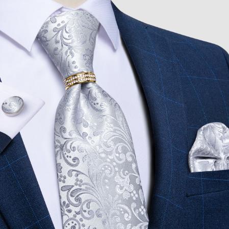 Manžetové knoflíčky s kravatou Hekaté