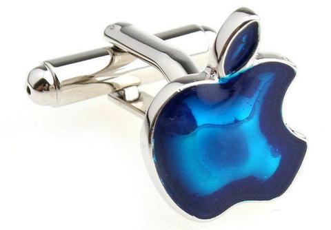 Manžetové knoflíčky Apple - 2