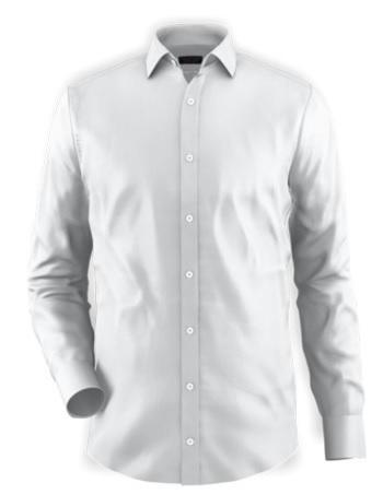 Manžetová košile na míru Miláno - 2