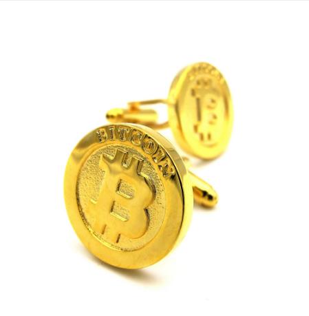Manžetové knoflíčky Bitcoin - 2