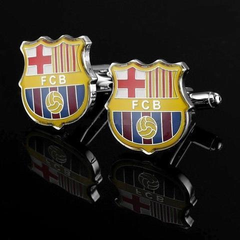 Manžetové knoflíčky FC Barcelona - 2