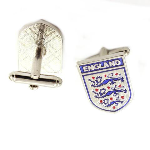 Manžetové knoflíčky fotbalový znak Anglie - 2