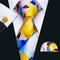 Manžetové knoflíčky s kravatou Muzy - 2/2