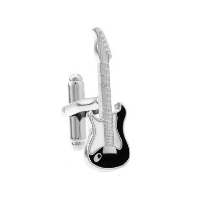 Manžetové knoflíčky kytara - 2