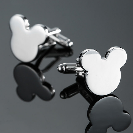 Manžetové knoflíčky Mickey Mouse - 2