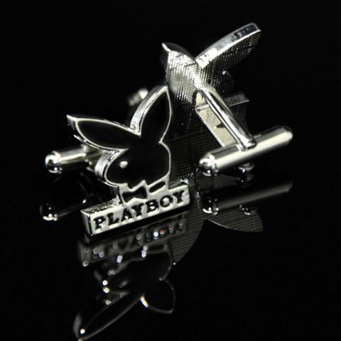 Manžetové knoflíčky Playboy - 2
