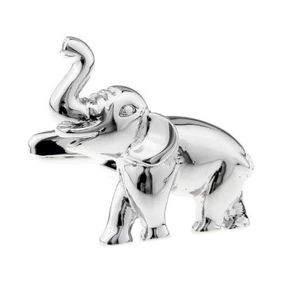 Manžetové knoflíčky slon - slůně - 2