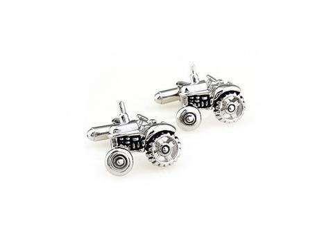 Manžetové knoflíčky traktor - 2