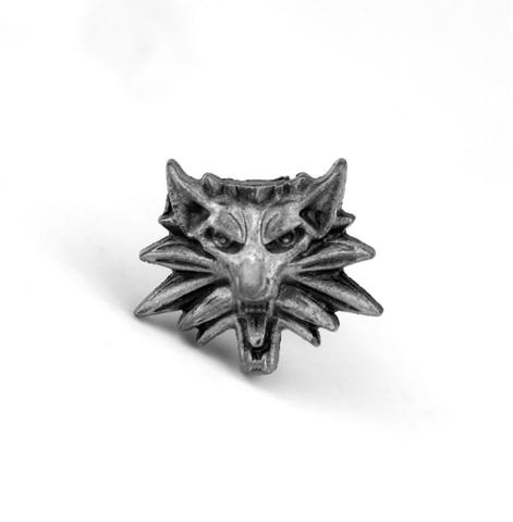 Manžetové knoflíčky vlk - 2