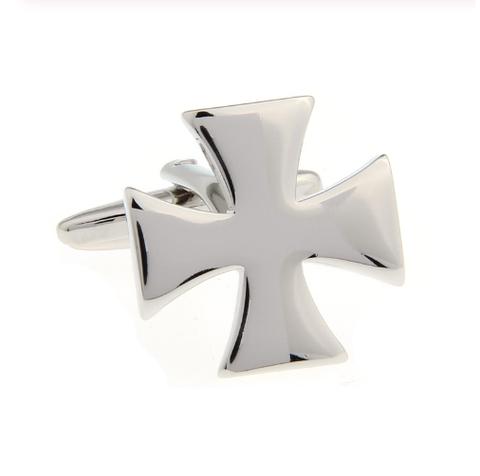 Manžetové knoflíčky železný kříž - 2