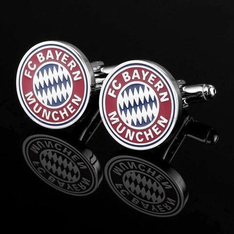 Manžetové knoflíčky - Fotbalový klub Bayern Munchen - 3