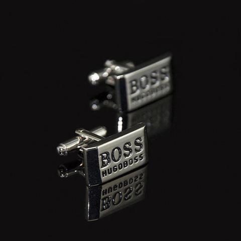 Manžetové knoflíčky Hugo Boss - 3