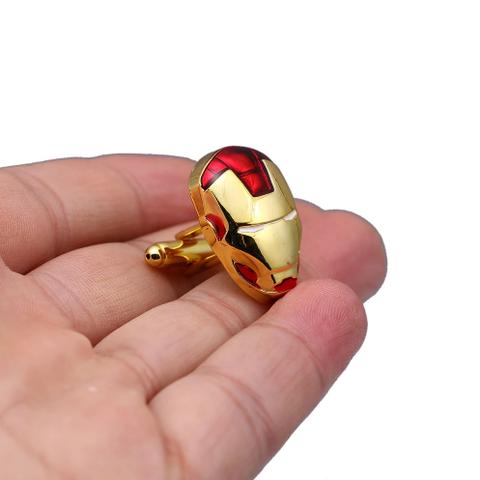 Manžetové knoflíčky Iron Man Marvel - 3