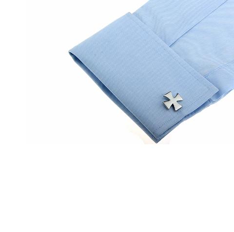 Manžetové knoflíčky železný kříž - 3