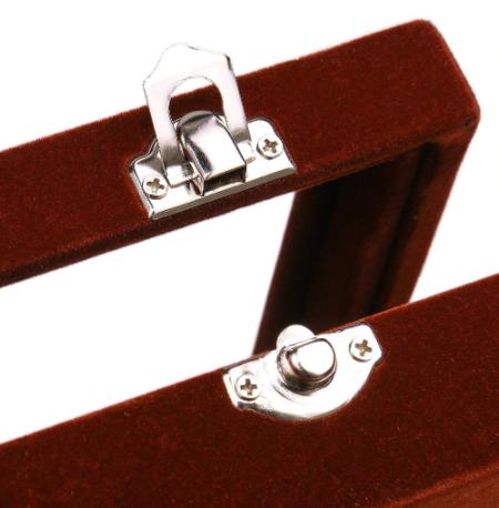 Šperkovnice na manžetové knoflíčky 30 ks - 3