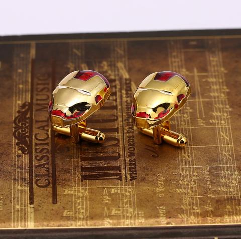 Manžetové knoflíčky Iron Man Marvel - 4