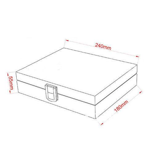 Velký box na manžetové knoflíčky - 5
