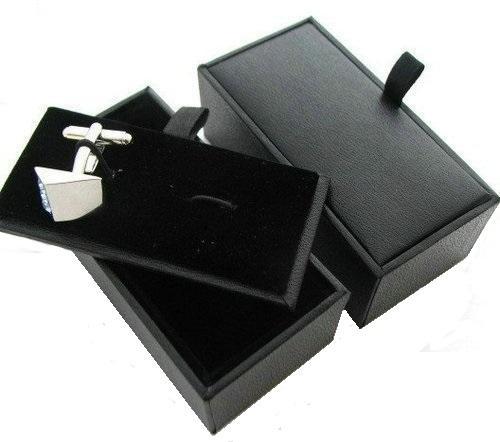 Krabička pro manžetové knoflíčky rakvička
