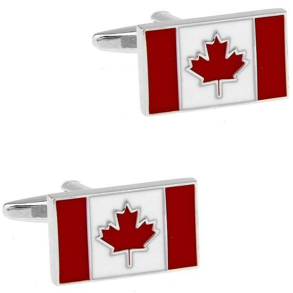 Manžetové knoflíčky Kanada
