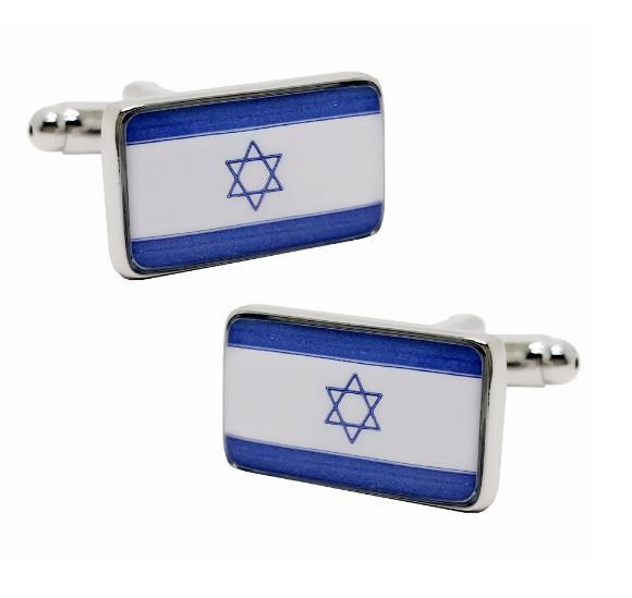 Manžetové knoflíčky Izrael